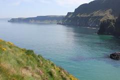IMG_3784 (avsfan1321) Tags: ireland northernireland unitedkingdom uk countyantrim ballycastle carrickarede carrickarederopebridge nationaltrust landscape green blue ocean atlanticocean