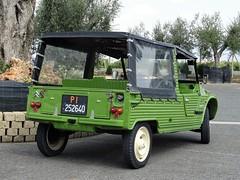 1977 Citroen Mehari (Alessio3373) Tags: cars oldcars classiccars autoshite youngtimers citroen mehari citroenmehari targhenere blackplates