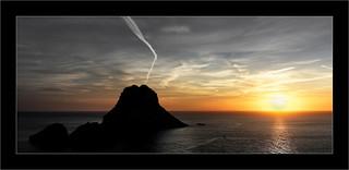l'île de  Vedra