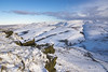 Winter morning in the High Peak (Keartona) Tags: hayfield derbyshire england morning landscape snow view kinderscout mountfamine southhead valley december moors sky rocks gritstone outcrop