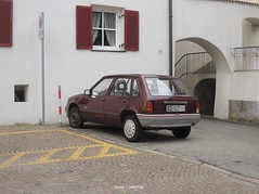 Opel Corsa A (regular carspotting) Tags: opel corsa german compact car kleinwagen