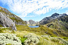Paradise on Earth (prudhviraj9) Tags: zealand nature hiking routeburn track nikon d750 1424mm heaven paradise waterfalls new newzealand lake harris saddle