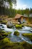 Märchenwald (_salomax) Tags: austria creek forest golling landscape mill moss nature rocks salzburg schwarzbach water waterfall idyllic log cabin gollingermühle
