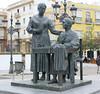 Cadix (hans pohl) Tags: espagne andalousie cadix streets rues statues art