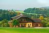 Countryside Home (fotofrysk) Tags: homes farms green woods forests village austriancountryside viennasalzburgtrain viewfromthetrain railjet easterneuropetrip vienna austria wien oesterreich sigma1750mmf28exdcoxhsm nikond7100 201709275792