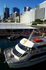 Darling Harbour (davidjamesbindon) Tags: darling harbour sydney new south wales nsw australia city travel buildings architecture boat