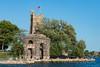 Entry Arch and Alster Tower 2 (kevnkc2) Tags: stdntsdoncooper lightroom stlawrenceriver september trip vacation nikon d610 2485mm newyork 1000islands alexandriabay