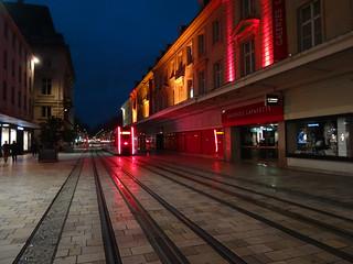 C'est beau une ville la nuit !!!
