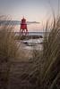 Herd Groyne Lighthouse (G.A.D) Tags: lighthouse southshields beach landscape northsea xt2 fuji groyne tyneandwear