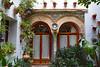 Patio Andaluz (Jocelyn777) Tags: plants patio windows ceramics azulejos doorsandwindows cordoba andalucia spain travel