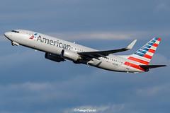 N831NN @BOS (thokaty) Tags: n831nn americanairlines b737 b737800 b737823 eis2010 bostonloganairport bos kbos