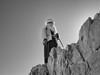 Tuareg #3 (enzo marcantonio) Tags: algeria djanet tamrit desert trekking africa sefar tuareg man tassili