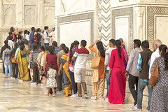 171104_051 (123_456) Tags: india agra uttar pradesh taj mahal shaj jahan yamuna mumtaz ustad ahmad lahauri mughal mausoleum