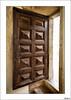 Tú primero (V- strom) Tags: puerta door luz light madera wood nikon nikon2470 irix15mm viaje travel marrón brown muro wall portugal tomar peldaño step texturas textures