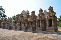 Kailasanathar Temple (bNomadic) Tags: kailas kailash kailasanath kailasanathar kanchi kanchipuram tamil nadu chennai madras pallava pallavas temple ancient asi mahabalipuram silk ekambareshawara shiva saravana south india bnomadic jurahareswarar ekambareshwara vishnu
