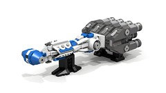 The Liberator (TheNerdyOne_) Tags: lego ldd starwars rebels rebellion ship