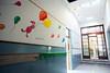 Corridoio (Strocchi) Tags: corridoio corridor drawing disegno asilosantarelli forlì canon eos6d 24105mm kindergarten abandoned