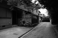 大徳寺 - Daitoku-ji (B&W) (Hachimaki123) Tags: 日本 japan kyoto 京都 神社 daitokuji 大徳寺 blanconegro blackwhite