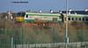 215 outside Portlaoise, 29/12/17 (hurricanemk1c) Tags: railways railway train trains irish rail irishrail iarnród éireann iarnródéireann portlaoise 2017 generalmotors gm emd 201 215 0900heustoncork
