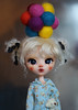 This girl's work ethics! (Virvatulia) Tags: pullip full custom fc pullipcustom custompullip ooak mio makeitown groove doll circus clown charondolls charon dolls 2017