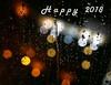 Happy New Year (louise peters) Tags: fireworks vuurwerk nationaalvuurwerk rotterdam erasmusbrug erasmusbridge regen rain bokeh 2018 happynewyear gelukkignieuwjaar window view raam uitzicht