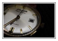 Glashütte Spezimatic '72 (DavidB1977) Tags: nikon d610 montre watch micronikkor 40mm glashütte spezimatic 72