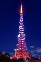東京タワー 2018 Tokyo Tower 2018 (ELCAN KE-7A) Tags: 日本 japan 東京 tokyo 港区 芝 shiba 大門 daimon タワー tower イルミネーション ライトアップ illumination ペンタックス pentax k3ⅱ 2018 新年 new year