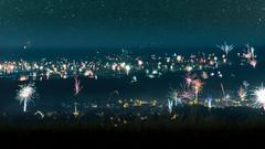 2018 (Fratercula arctica) Tags: sylvester 2018 fireworks newyear