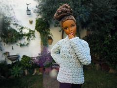 (Linayum) Tags: barbie barbiedoll barbiemadetomovefitness barbiemovimientossinlimites doll dolls muñeca muñecas toys toy juguetes juguete handmade crochet ganchillo linayum