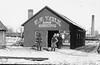 W.R Yazle Horse Shoeing Monticello, IL from PCHGS (RLWisegarver) Tags: piatt county history monticello illinois usa il