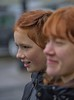 Watching Them Watch (swong95765) Tags: redhead woman female ladies bokeh watching observing pretty cute