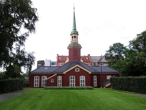 Bakke church, Trondheim 02