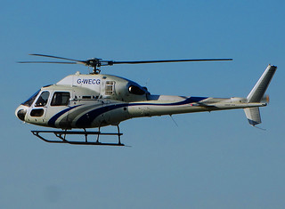 G-WECG Airbus Helicopters AS.355 Ecureuil 2
