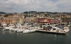 Genua / Alter Hafen (babsbaron) Tags: stadt städte town italien italy genua genova hafen alt old port hafenstadt seaport