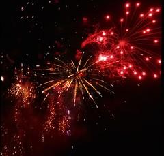 Fireworks from 2017 to 2018 (christiane.grosskopf) Tags: smileonsaturday fromoldtonew fireworks feuerwerk jahreswechsel turnoftheyear douleexposure