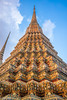 The main spire at Wat Pho in Bangkok during sunset (patuffel) Tags: temple wat pho bangkok spire thailand sunset blue hour