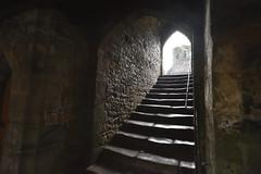 Castle Steps (Bri_J) Tags: chepstowcastle chepstow monmouthshire wales uk castle nikon d7200 door steps stone