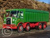 Standedge Jan 2018 050-Edit (Mark Schofield @ JB Schofield) Tags: trucks wagons lorry classic scania foden erf bedford bmc atkinson aec transport roadtransport roadhaulage haulier foden4000 alpha