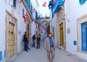 Calle típica, Túnez (eustoquio.molina) Tags: calle típica túnez color azul urbana urban street tunisia tunis rojo red blue white blanco arabe arab