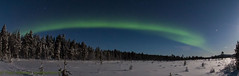 4.1.2018 (Hotel Korpikartano) Tags: auroraborealis northernlights northernfinland aurora korpikartanofi revontulet menesjarvi inarilapland laplandfinland
