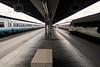 Venezia Mestre (8pl) Tags: rail gare ferroviaire chemindefer quai italie venise veneziamestre pavés trains traincff