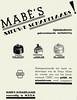 Marbé's advertising for switches 1935 (juliensart) Tags: bakelite bakeliet juliensart white wit witte ureum formaldehyde urea electricity advertising ad advertentie elektriciteit schakelaar schakelaars fotmaldehyde uf pf phenol fenol switch ureumformaldehyde jaren dertig 30s 1935 thirties