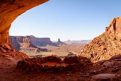 False Kiva (bumeister1) Tags: canyonlands canyonlandsnationalpark falsekiva utahtrip2017 desert lightroom nationalpark redrock utah nikon landscape fall autumn