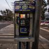"""Teléfono público #9 - """"SMS"""" (fedelovejoy) Tags: mexico telefonopublico streetphotography street payphone telefono df ciudad de cdmx"""