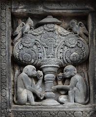 Kalpataru Tree of Life, Prambanan-DSC_3666p (Milan Tvrdý) Tags: prambanan yogyakarta jogjakarta indonesia rarajonggrang hinduisttemple candi hindu kalpatarutreeoflife