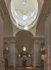 Kollegienkirche Interior (fotofrysk) Tags: church kollegienkirche universitatsplatz architecture dome organ choirbalcony windows light building interior easterneuropetrip vienna austria wien oesterreich sigmaex1020mmf456dchsm nikond7100 201709277573