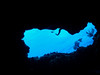 Reef cave (Alenius) Tags: playa del carmen cozumel diving dive underwater cave hole silhouette ocean sea swimming