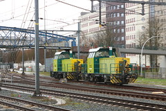 Nedtrain 708 en 712 te Zwolle (vos.nathan) Tags: nedtrain 700 708 712 zwolle zl