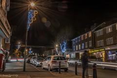 Hassocks Lit-up-4 (dandridgebrian) Tags: christmaslights hassocks nocturnalphotography