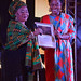 DSC_6925 Black British Entertainment Awards BBE Dec 2017 at Porchester Hall London by Jean Gasho Co Founder of BBE with Justina Mutale African Woman of the Year and Maria Lovell CEO of The Ghana Society UK and Miss Tourism Ghana UK